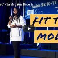 Sarah Jakes Roberts - Fit the Mold - October 19 2020