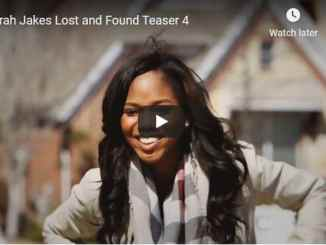 Sarah Jakes Roberts - Lost and Found Teaser - October 2020