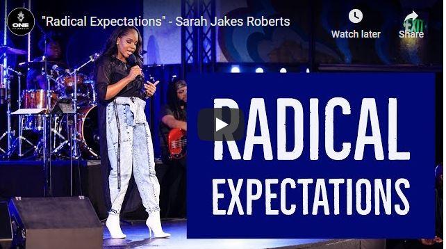 Sarah Jakes Roberts - Radical Expectations