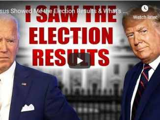 Sid Roth - Jesus Showed Robin Bullock the USA 2020 Election Results