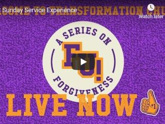 Transformation Church Sunday Live Service October 11 2020
