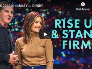 Amy Groeschel Sermon - Has 2020 Knocked You Down?