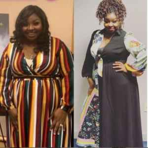 Cora Jakes Coleman Weight Loss Journey