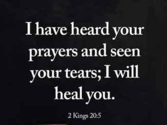 David Jeremiah Devotional November 9 2020