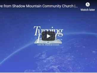 David Jeremiah Sunday Sermon November 29 2020