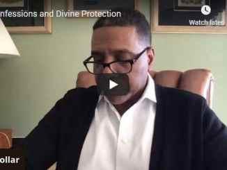 Pastor Creflo Dollar Sermon - Confessions and Divine Protection
