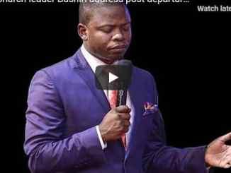 Prophet Shepherd Bushiri Sunday Live Service November 29