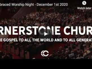 Cornerstone Church Sunday Live Service December 6 2020