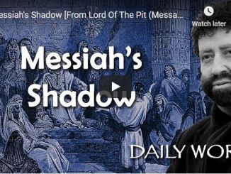 Jonathan Cahn - Messiah's Shadow