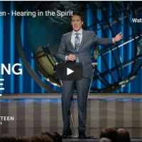 Pastor Joel Osteen Sermon - Hearing in the Spirit