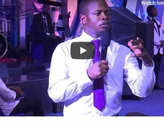 Prophet Shepherd Bushiri Sunday Live Service December 20 2020