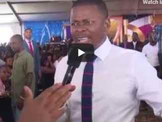 Prophet Shepherd Bushiri Sunday Live Service December 27 2020