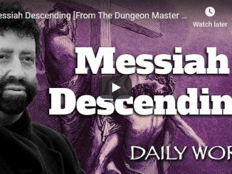 Rabbi Jonathan Cahn Sermon - Messiah Descending