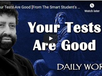 Rabbi Jonathan Cahn Sermon - Your Tests Are Good