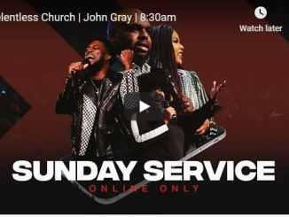 Relentless Church Sunday Live Service December 27 2020