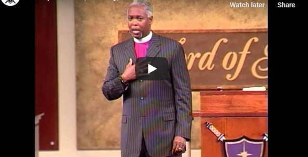 Bishop Dale Bronner Sunday Live Service January 31 2021