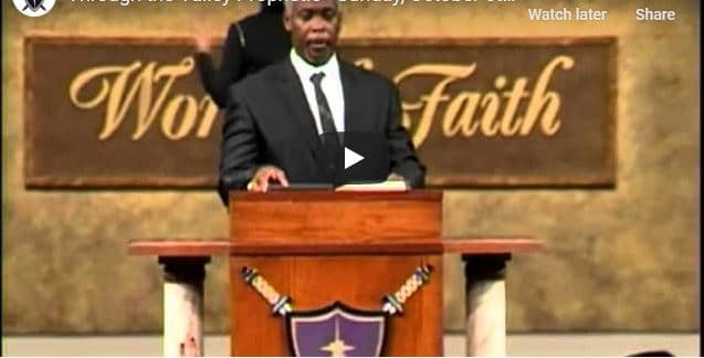 Bishop Dale Bronner Sunday Service January 24 2021