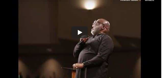 Bishop TD Jakes Sermon - Demonstration of Faith