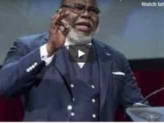 Bishop TD Jakes Sermon - Recognizing The Suffering Of Others