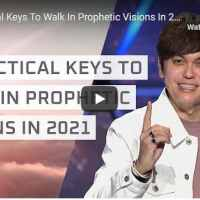 Joseph Prince - 5 Practical Keys To Walk In Prophetic Visions In 2021