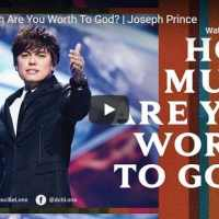 Joseph Prince Sermon - How Much Are You Worth To God?