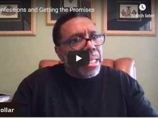Pastor Creflo Dollar Sermon - Confessions and Getting the Promises