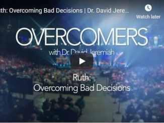 Pastor David Jeremiah Sunday Sermon January 24 2021