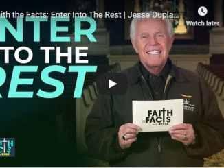 Pastor Jesse Duplantis Sermon - Faith the Facts: Enter Into The Rest