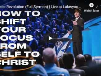 Pastor Joseph Prince Sermon - Grace Revolution