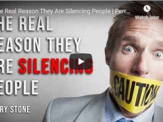 Pastor Perry Stone Message - The Real Reason They Are Silencing People