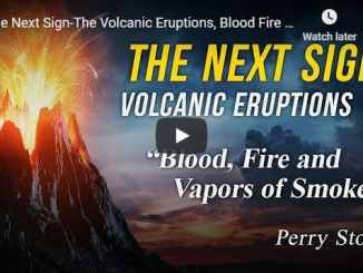 Pastor Perry Stone Sermon - The Next Sign-The Volcanic Eruptions