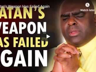 Pastor Sean Pinder Sermon - Satan's Weapon Has Failed Again