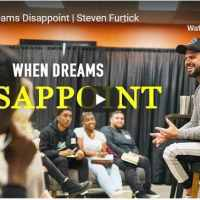 Pastor Steven Furtick Sermon - When Dreams Disappoint