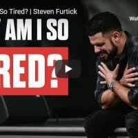 Pastor Steven Furtick Sermon - Why Am I So Tired?