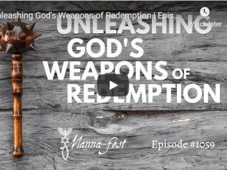 Perry Stone Sermon - Unleashing God's Weapons of Redemption