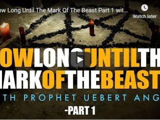 Prophet Uebert Angel Sermon - How Long Until The Mark Of The Beast