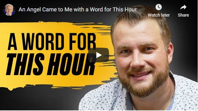 Sid Roth & Chris Reed - An Angel Came to Me with a Word for This Hour