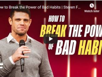 Steven Furtick Sermon - How to Break the Power of Bad Habits