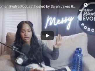 Woman Evolve Podcast by Sarah Jakes Roberts - Season 8 Episode 1