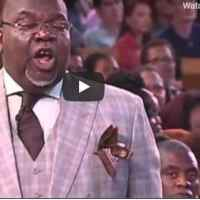 Bishop TD Jakes Sunday Live Service February 28 2021