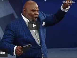 Bishop TD Jakes - Understanding the Generational Wealth of God's Glory