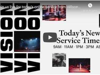 Hillsong Church Sunday Live Service February 14 2021