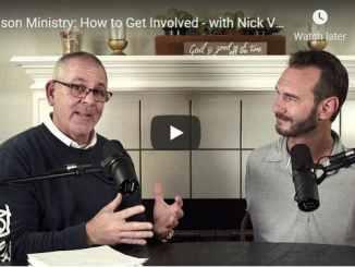Nick Vujicic & Pastor Jay Harvey - Prison Ministry: How to Get Involved