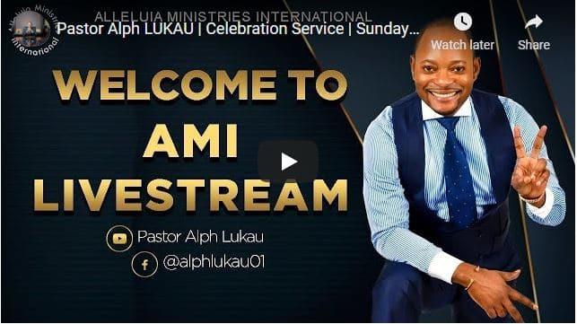 Pastor Alph Lukau Sunday Live Service February 14 2021