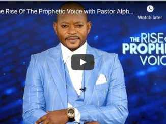 Pastor Alph Lukau - The Rise Of The Prophetic Voice - 17 February 2021