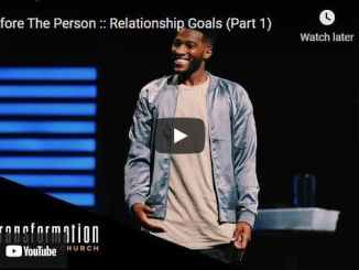 Pastor Michael Todd Sermon - Before The Person