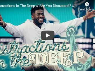 Pastor Michael Todd Sermon - Distractions In The Deep