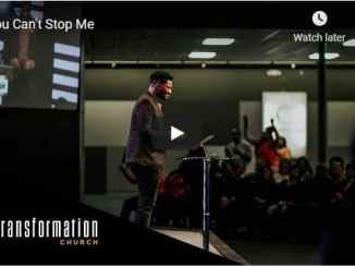 Pastor Michael Todd Sermon - You Can't Stop Me