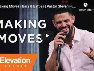 Pastor Steven Furtick Sermon - Making Moves