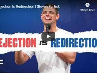 Pastor Steven Furtick Sermon - Rejection Is Redirection